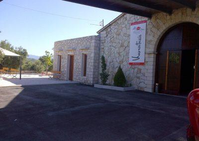 Athenee Importers Karavitakis Winery 06