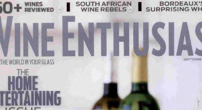 The Wine Pillars of Greece – Wine Enthusiast September 2014