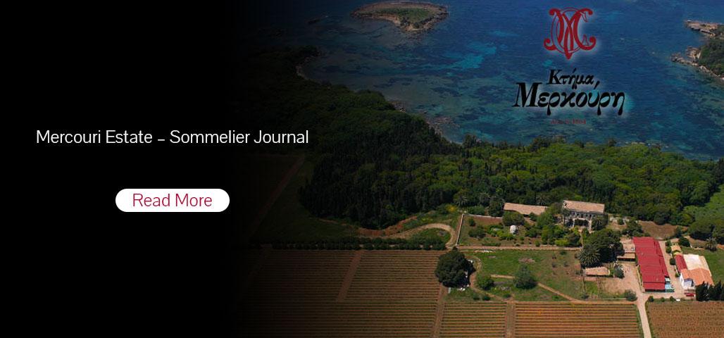 Mercouri Estate – Sommelier Journal
