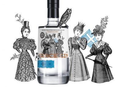 Three Graces Gin Athenee Importers