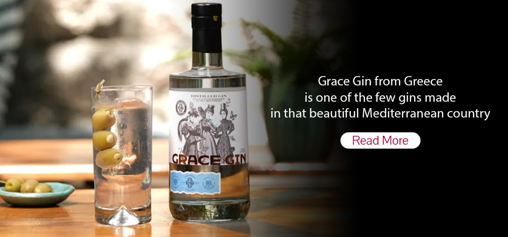 Grace Gin From Greece